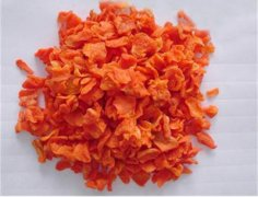 Diced Dehydrated Carrots
