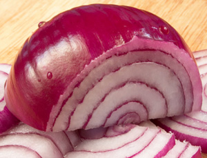 Chinese Red Onion